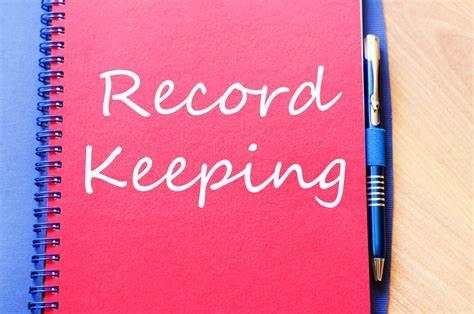 Record Keeping